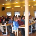 Tarjoilut onnistuu suuremmistakin seminaareista aina muutaman hengen palavereihin.