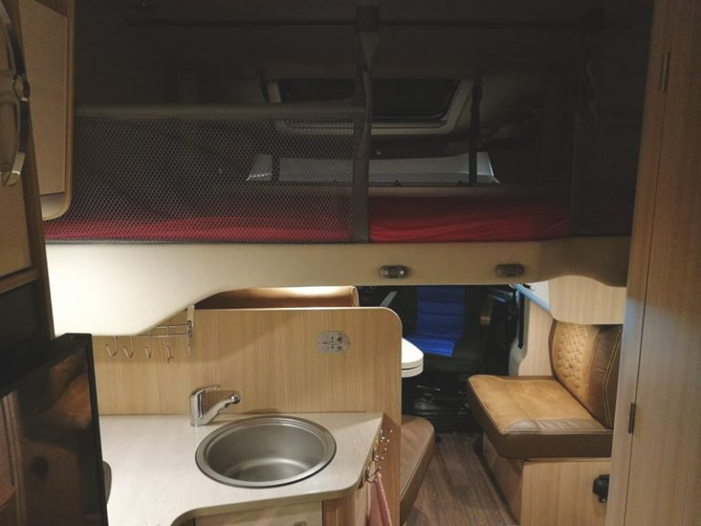 paijan maatilamatkailu asuntoauto